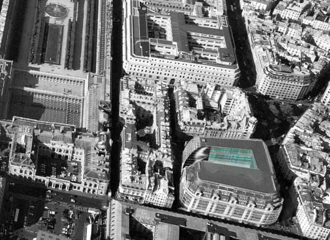 Министерство культуры и коммуникаций в Париже © Francis Soler Architecte