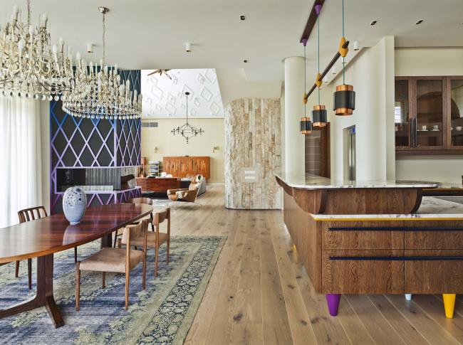 Дом-Питон. Фотография © Frank Herfort