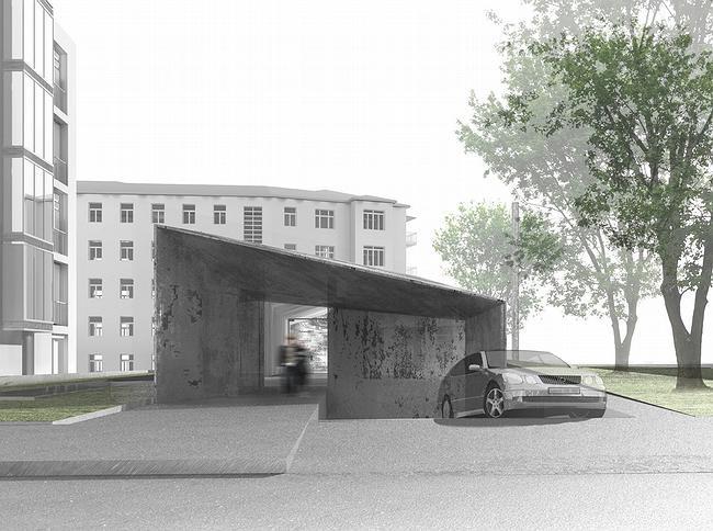 Вилла в Хилковом переулке. Проект