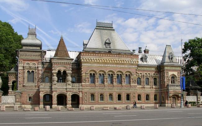 Городская усадьба на Большой Якиманке © NVO, wikipedia.org, 2007