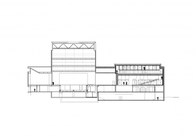 Городской театр Куопио – реконструкция © ALA Architects