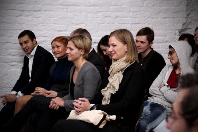 Участники АРХ-МИТИНГА. Фотография предоставлена FUTURA Architects