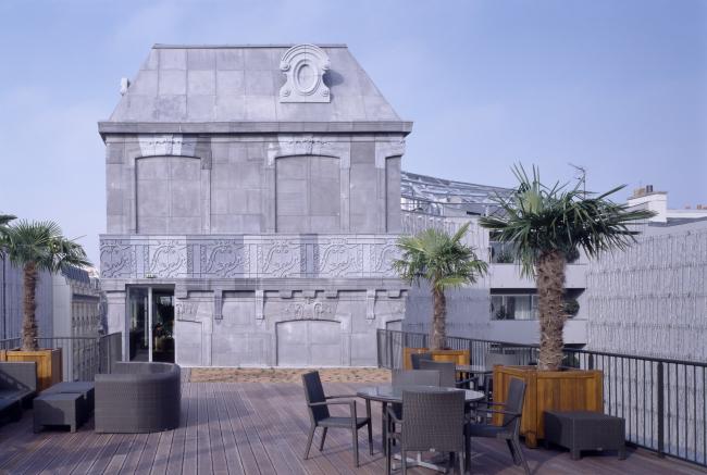 Отель Barrière Le Fouquet′s © Paul Raftery