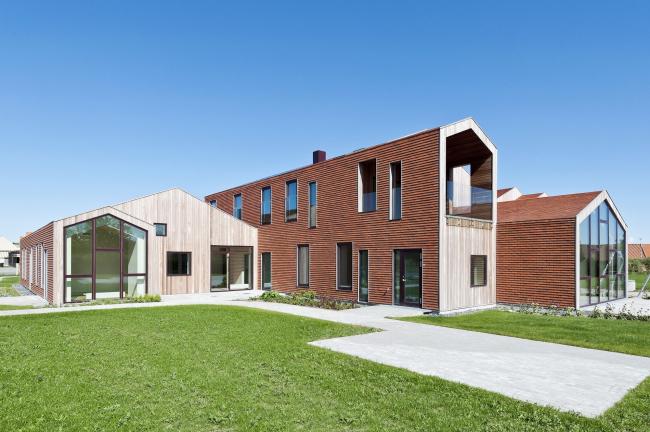 Детский дом будущего. Фото © Mikkel Frost / CEBRA