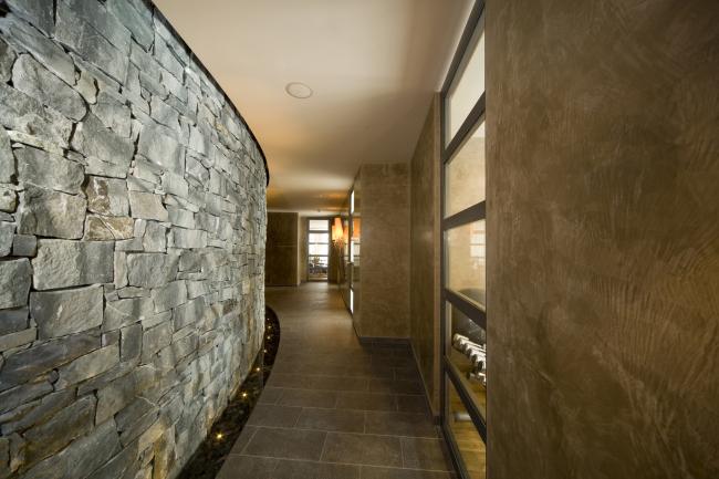 Отель Gstaad Palace. Фотография предоставлена компанией КНАУФ