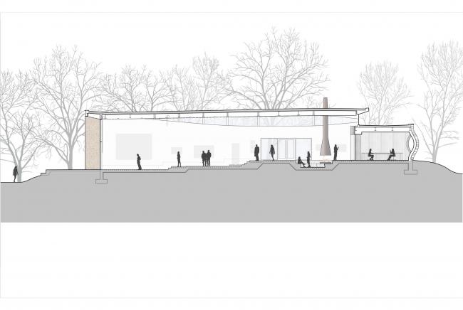 Центр социальной справедливости Arcus © Studio Gang Architects