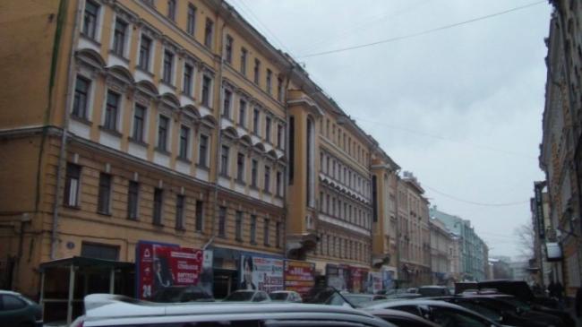 Ансамбль доходных домов архитектора Нирнзее. Фотография: http://stilett-1.livejournal.com/