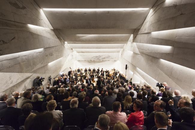 Концертный зал в Блайбахе © Edward Beierle  www.edwardbeierle.de