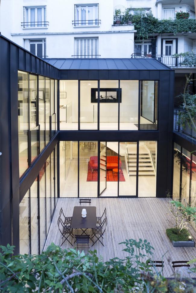 Мастерская PCA | Philippe Chiambaretta Architecte © PCA
