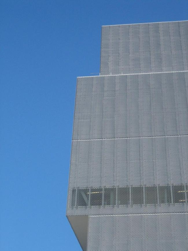 Новый музей современного искусства. Фото: Jessica Sheridan via Wikimedia Commons. Лицензия CC-BY-2.0