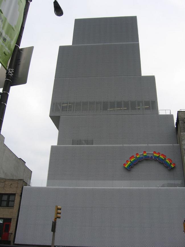Новый музей современного искусства. Фото: Jesper Rautell Balle via Wikimedia Commons. Лицензия  GNU Free Documentation License, Version 1.2