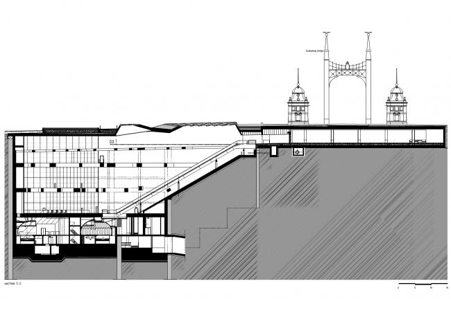 Станция метро «Фёвам тер» © spora architects