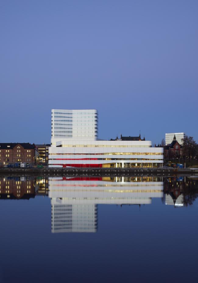 Культурный центр Väven © Åke E:son Lindman
