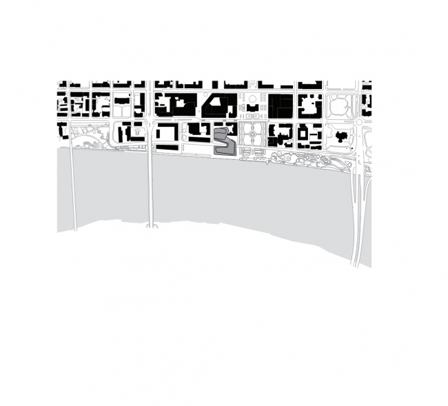 Культурный центр Väven © Snøhetta & White Arkitekter AB