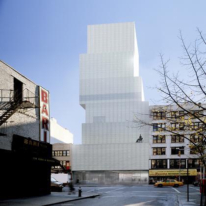 Новый музей современного искусства. Проект