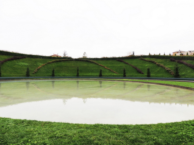 Парк Портелло в Милане © Елизавета Клепнова