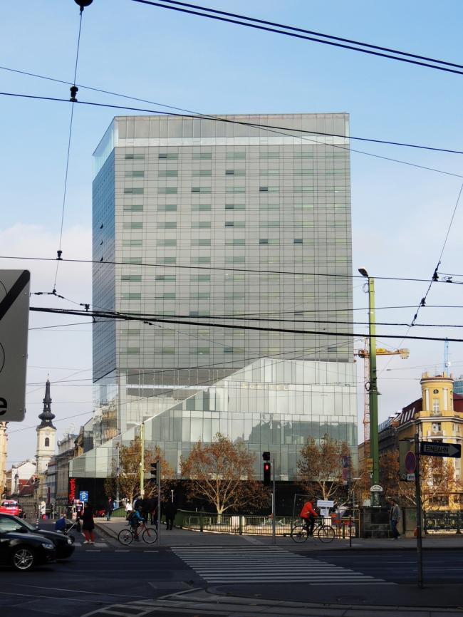 Отель Sofitel Stephansdom в Вене © Елизавета Клепнова