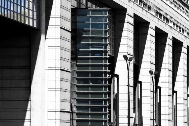 Ритм фасада © Bercy Photos Philippe Ricard
