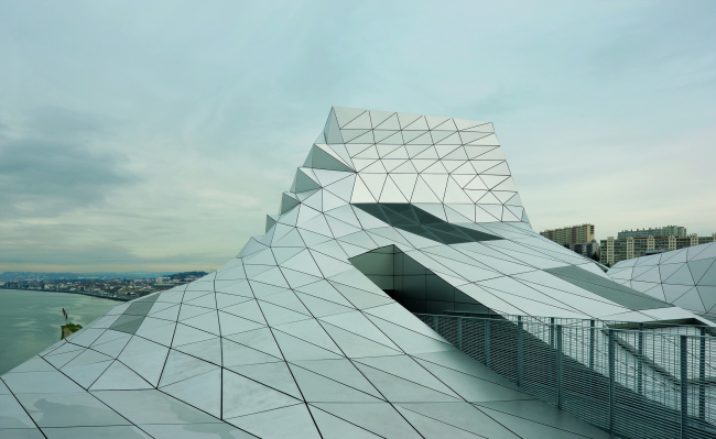 Музей Конфлуанс © Duccio Malagamba