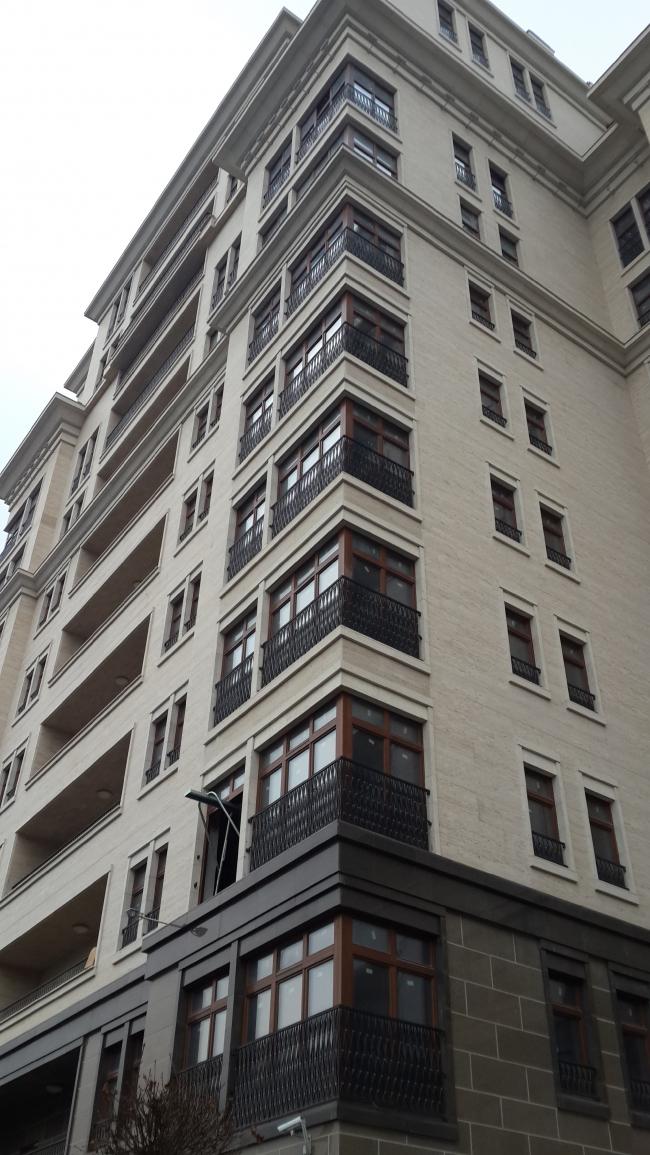 Жилой комплекс «Андреевский». Фотография предоставлена компанией SSG