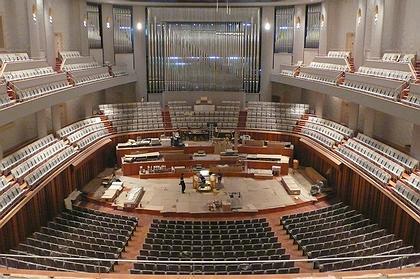 Большой народный театр Китая. Концертный зал