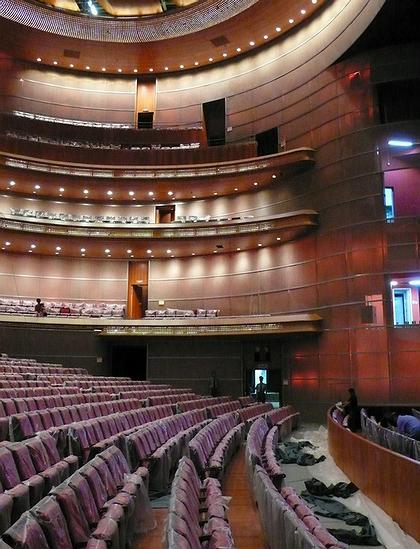 Большой народный театр Китая