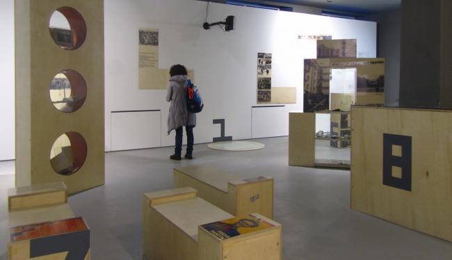 Вид экспозиции. Фотография © Мария Фадеева