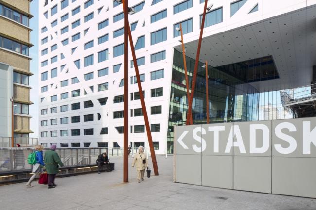 Ратуша Утрехта © Stijn Poelstra