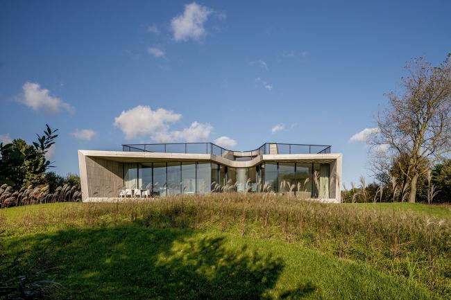 Дом W.I.N.D. © Fedde de Weert