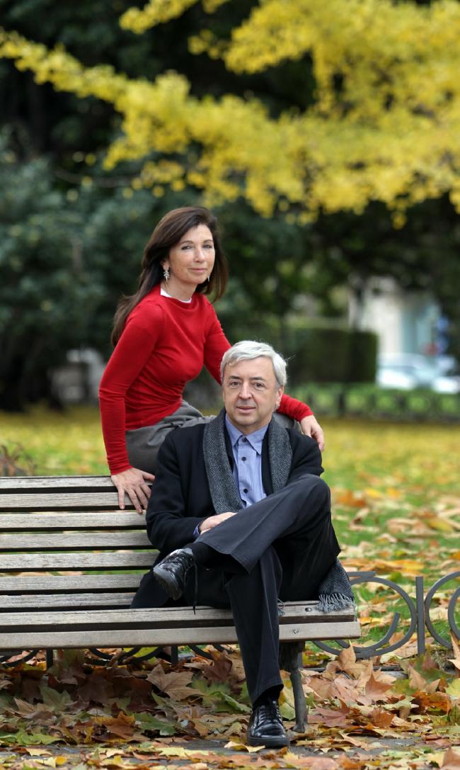 Фуэнсанта Ньето и Энрике Собехано © 2010 Luis Sevillano (Ediciones EL PAÍS, SL). Предоставлено MFA