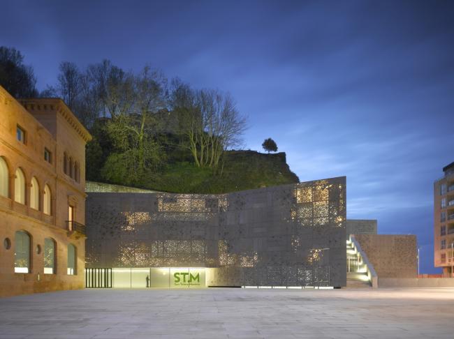 Музей Сан-Тельмо в Сан-Себастьяне. Фото © Roland Halbe. Предоставлено MFA