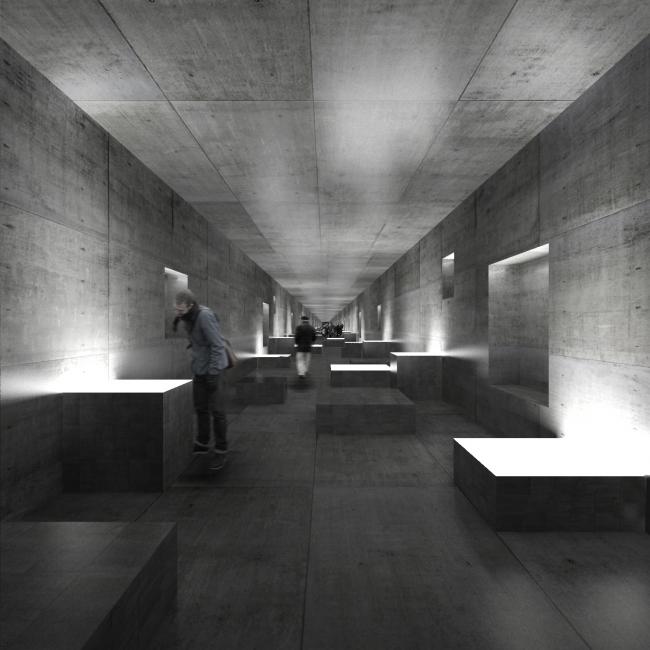 """Auschwitz Memorial Complex. """"Executioner′s Progress"""" © Arch group"""