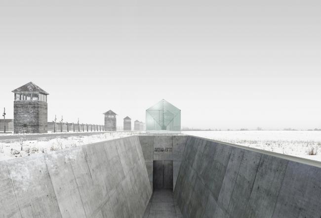 Мемориальный комплекс Освенцим © Arch group