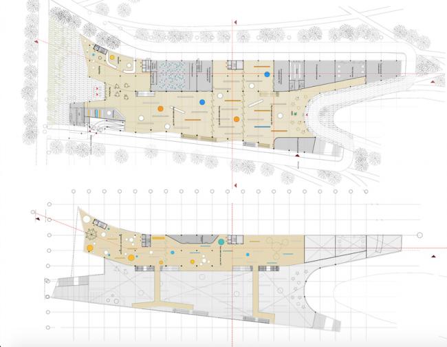 План © Архитектурное бюро Асадова