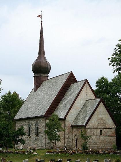 Церковь Альстахёуга