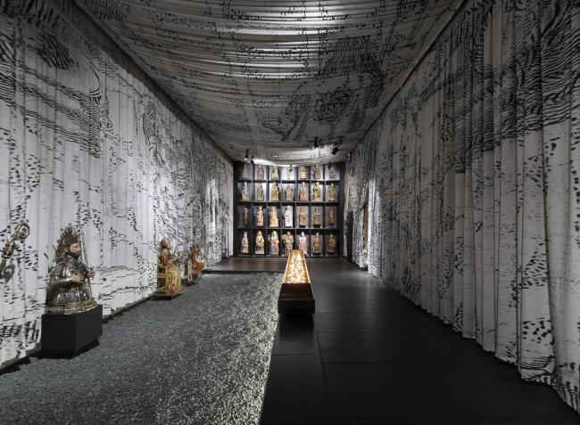 Музей Occidens © Rubén P. Bescós  www.rubenpb.com