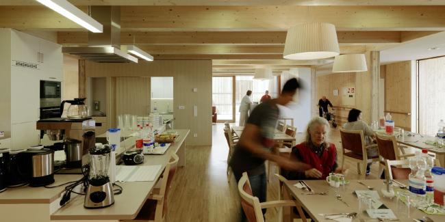 Дом престарелых имени Петера Розеггера © Paul Ott