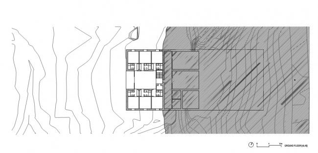 """Вилла «Дом бесконечности» – """"Дом VT""""  © Estudio Arquitectura Campo Baeza"""
