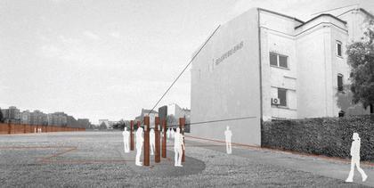 Мемориал Берлинской стены. Проект