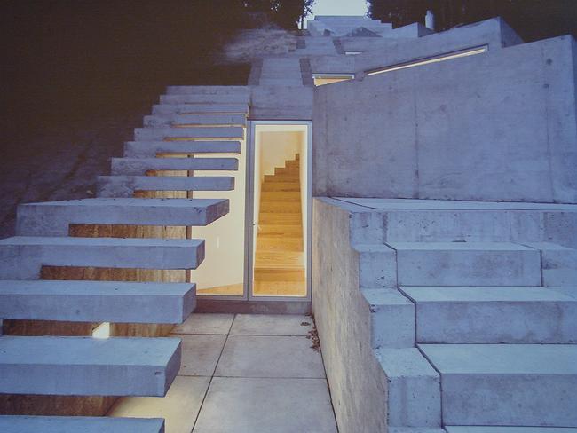 «Индивидуальный жилой дом – инновация». Дом Casa Tolo в Лугар даc Карвальиньяш (Альваро Лите Сиза Вьейра)