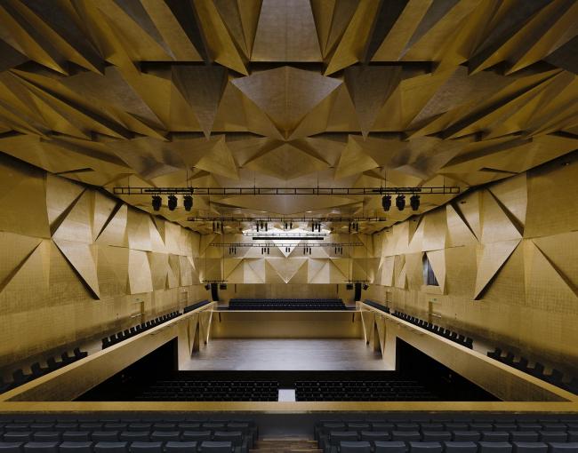 Зал Филармонии в Щецине © Simon Menges