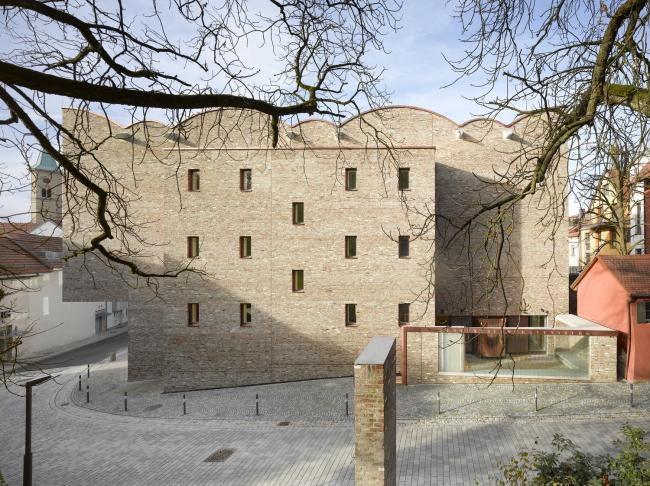 Художественный музей Равенсбурга © Roland Halbe