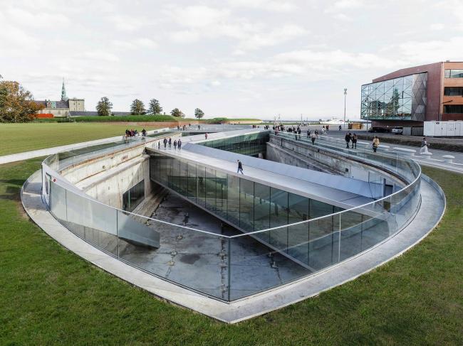 Датский морской музей в Хельсингере © Rasmus Hjortshoj