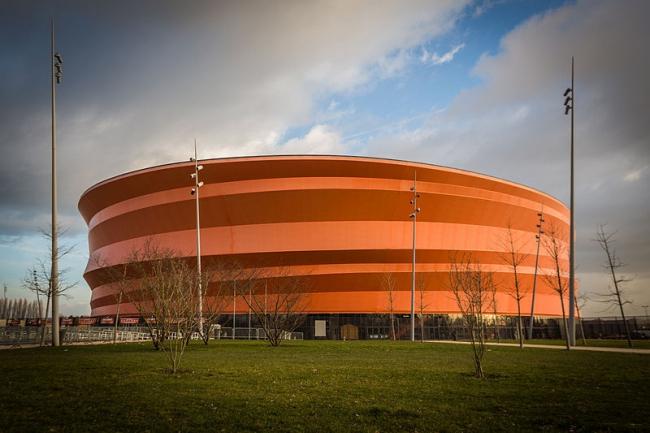 Концертный зал «Зенит» – Страсбург. Фото: Claude TRUONG-NGOC via Wikimedia Commons. Лицензия CC-BY-SA-3.0