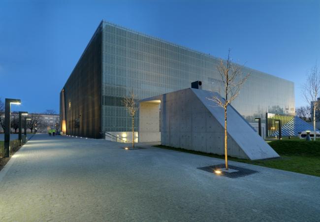 Музей истории польских евреев © Wojciech Krynski