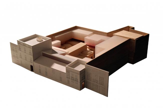 Музей керамики района Триана © AF6 Arquitectos