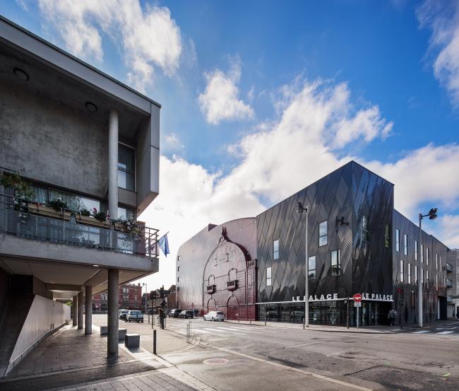 Национальный театральный центр «Комеди де Бетюн» © Luc Boegly