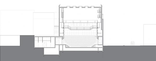 Национальный театральный центр «Комеди де Бетюн» © Manuelle Gautrand Architecture