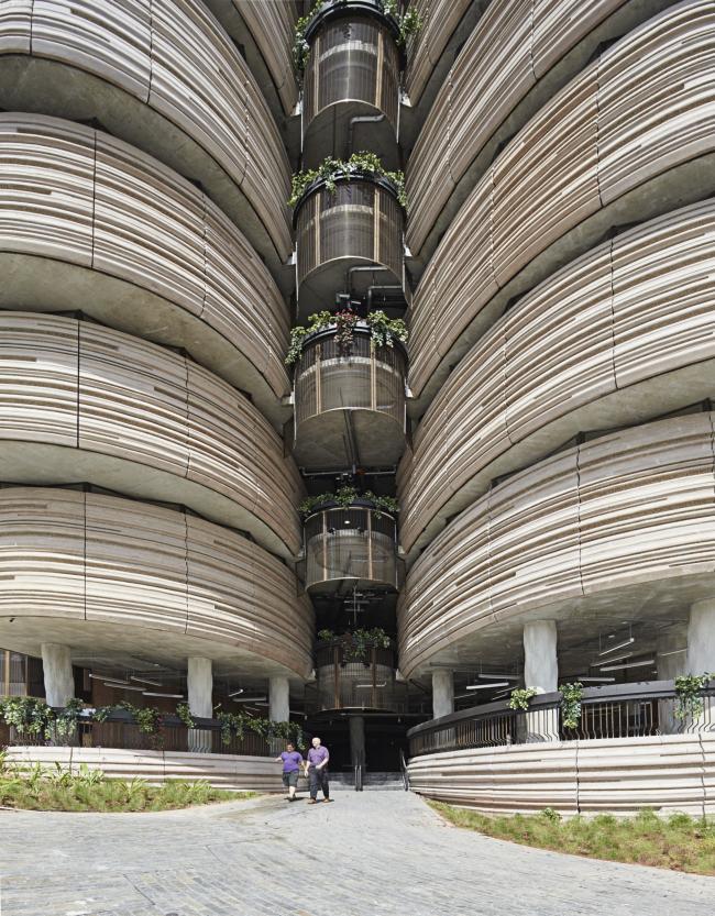 Учебный центр Наньянского технологического университета © Hufton and Crow