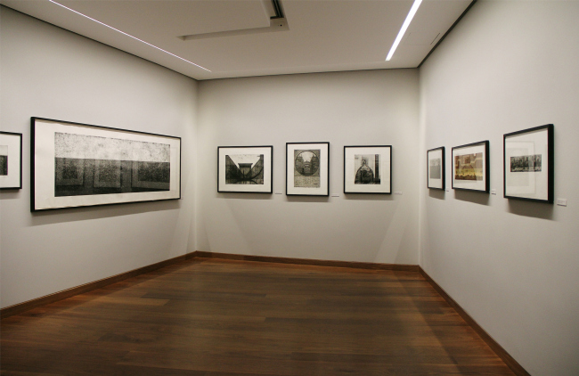 The exhibition. Photo © Michaela Schöpke, 2015